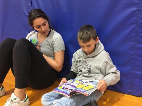 Newbery Afterschool Program Photo #69