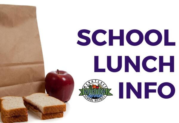 School Meal info for 20-21 School Year