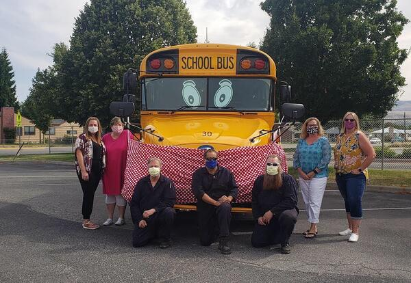 WSD Transportation Earns Top Scores for Bus Inspection