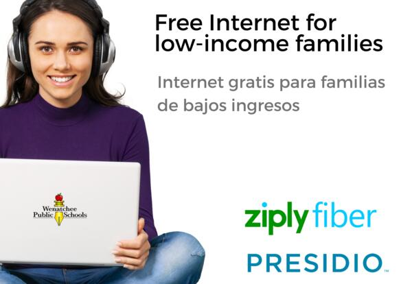 Free Internet Available for Low-Income Students and Families