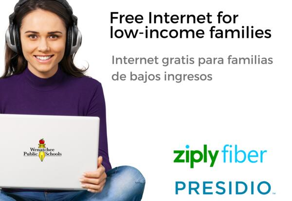 Free Internet for Families Extended Through March 31