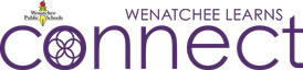 wenatchee learns connect logo