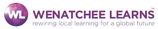 Wenatchee Learns logo