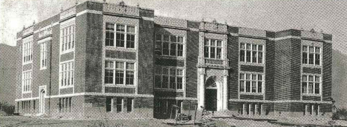 Wenatchee High School 1909