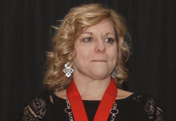 Desiree Schmidt Honored as Hometown Hero by Red Cross