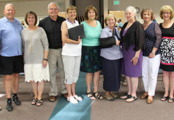 Congratulations to Retiring Teachers and Staff