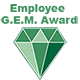 Employee GEM Award logo