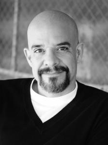 Portrait of Dr. Adam Saenz