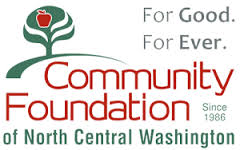 Community Foundation of North Central Washington logo