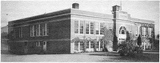 South Wenatchee School, Built 1924  (The original Mission View)