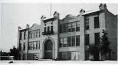 Stevens School, Rebuilt 1925