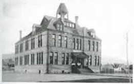 Wenatchee School (Stevens School), Built 1893