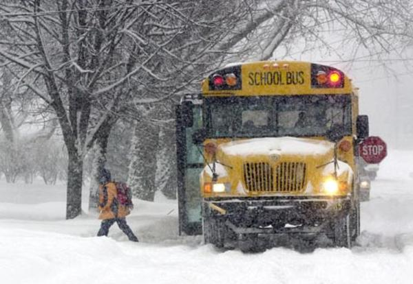 School Delays and Closures due to Inclement Weather: What you need to know