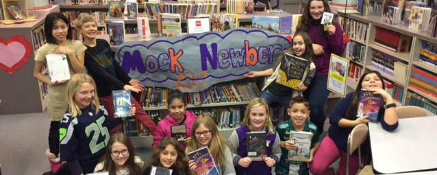 Mock Newbery Club