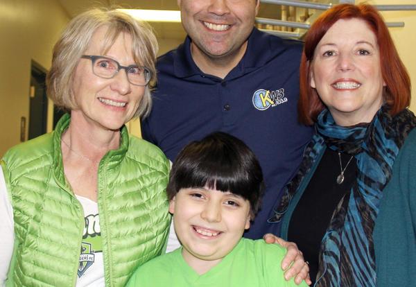 Teacher Debbie Crollard Chosen as Numerica's School Champion for March