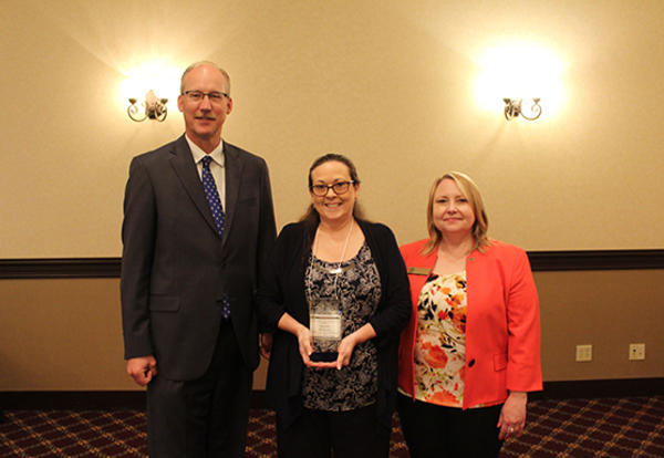 Emporia State University and Coffeyville Community College Awarded Fifth Annual Data Quality Awards