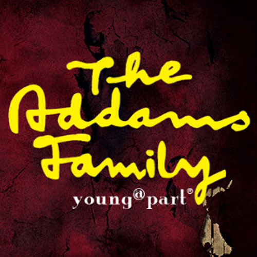 The Addams Family Logo