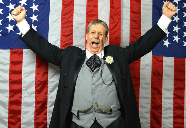Humanities Project: Derek Evans to Bring Teddy Roosevelt to Life During Sept. 19 Performance at CCC