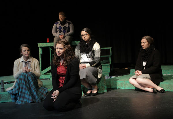 "CCC Theatre Presents ""The Women of Lockerbie"" Oct. 5-7"