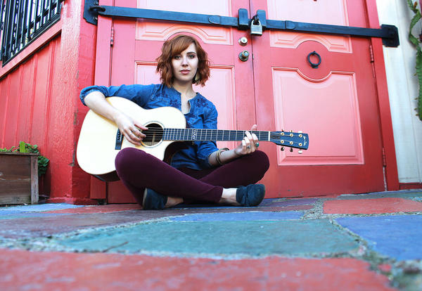 Humanities Project: Folk Musician Savannah King Performs at CCC on Nov. 14