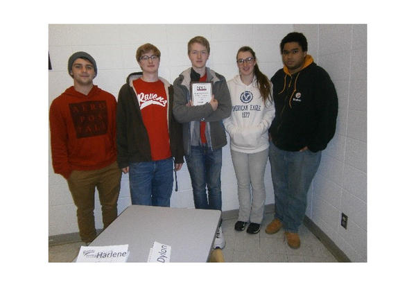 Raven Quiz Bowl Team Places 2nd at NAQT Sectional