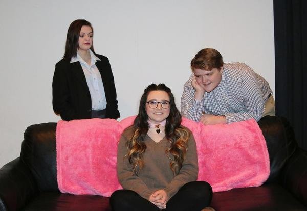 "CCC Theatre to Present ""Sylvia"" Feb. 22-24"