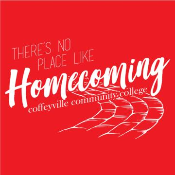 2018 Homecoming Logo - There's No Place Like Homecoming