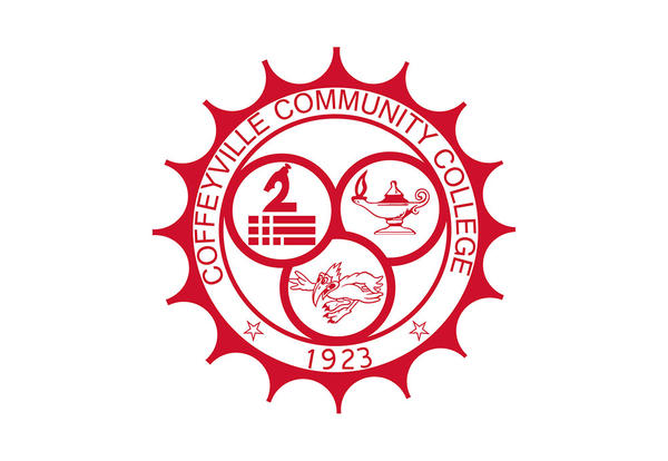 College Seal in Red