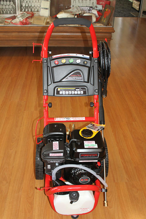 Red Gas Power Washer 3100 PSI