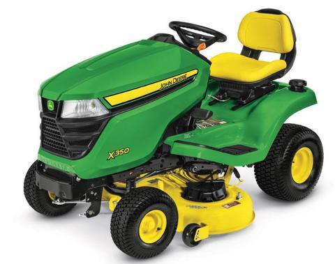 John Deere X300 Riding Lawnmower