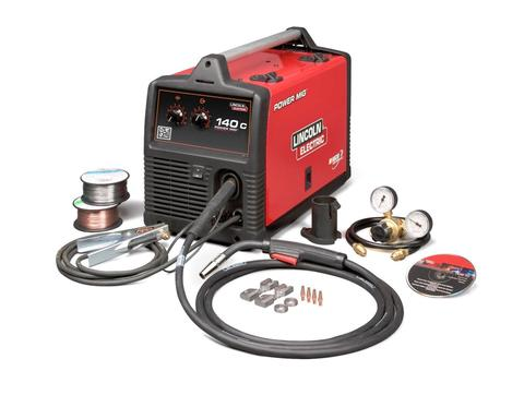 Lincoln Electric 140C Mig Welding Machine