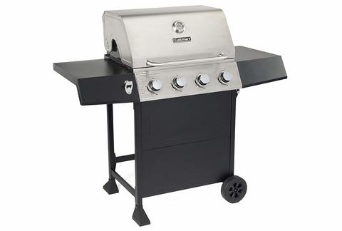 Stock photo Cuisinart gas grill.