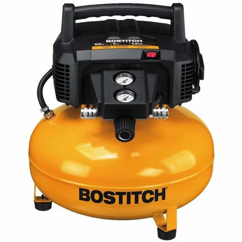 Stock photo showing the model of Bostitch nail gun available at auction
