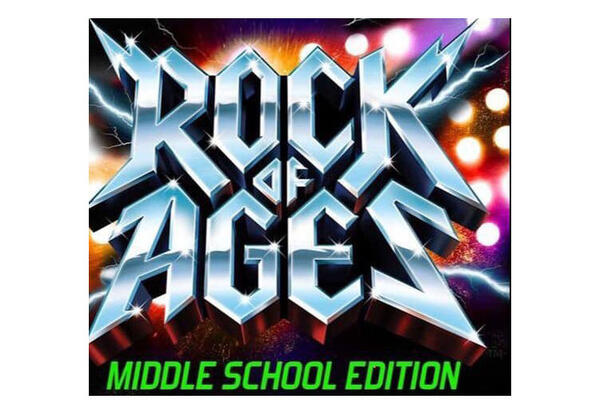 Rock of Ages Middle School Edition Illustration