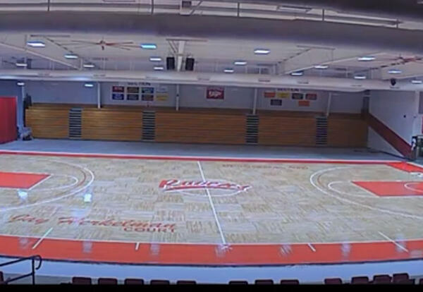 Screenshot of Completed Jay Herkelman Court Refinishing Project
