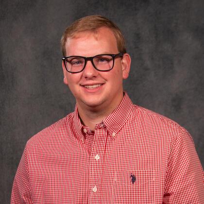 Travis Young Portrait