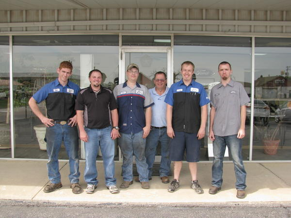 CCC Automotive Grads Now Working at Quality Motors in Independence
