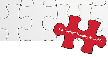 Customized Training Puzzle Pieces