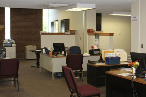 Registrar's Office Wide View