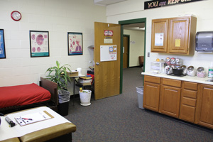 Student Health Nurse Office
