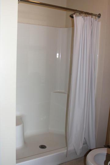 Walker Hall Bathroom
