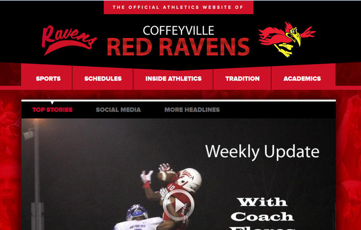 Red Raven Athletics Screen Shot