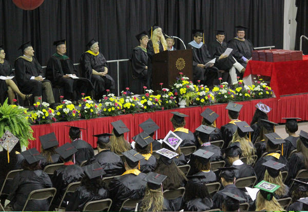Cap and Gown Measurements Set for March 2