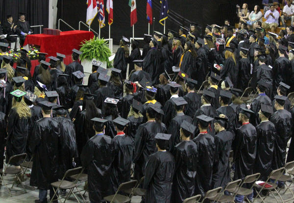 Graduation Ceremony Set for May 6th at CCC
