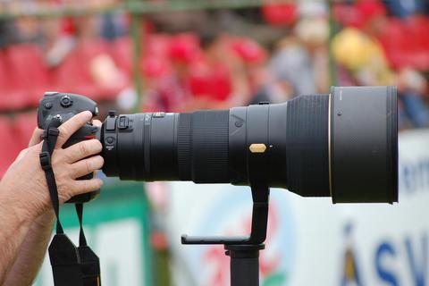 Sports Photography Stock Image