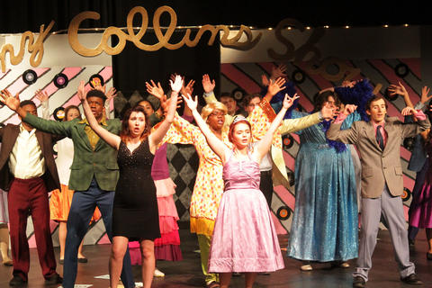 Photo from Hairspray Musical