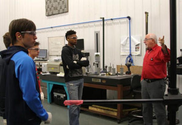 High School Students Tour John Deere and Cessna During Manufacturing Day at CCC