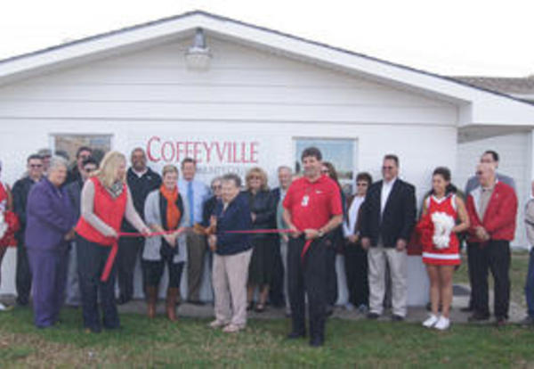 Grand Opening Held For CCC's Industry Training Center