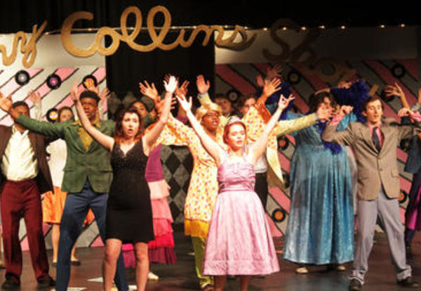 "Spring Musical ""Hairspray"" Hits the CCC Stage April 21-23"