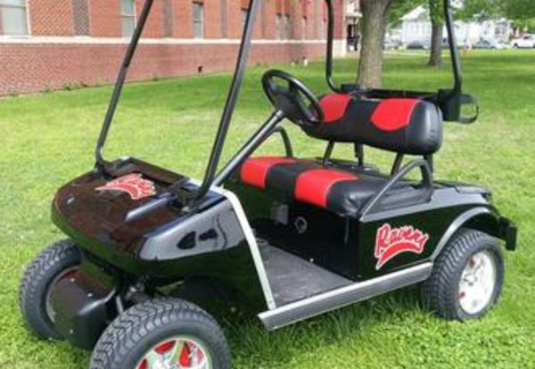 Golf Cart a Tradition of CCC Endowment Auction